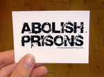 Sticker #266: Abolish Prisons