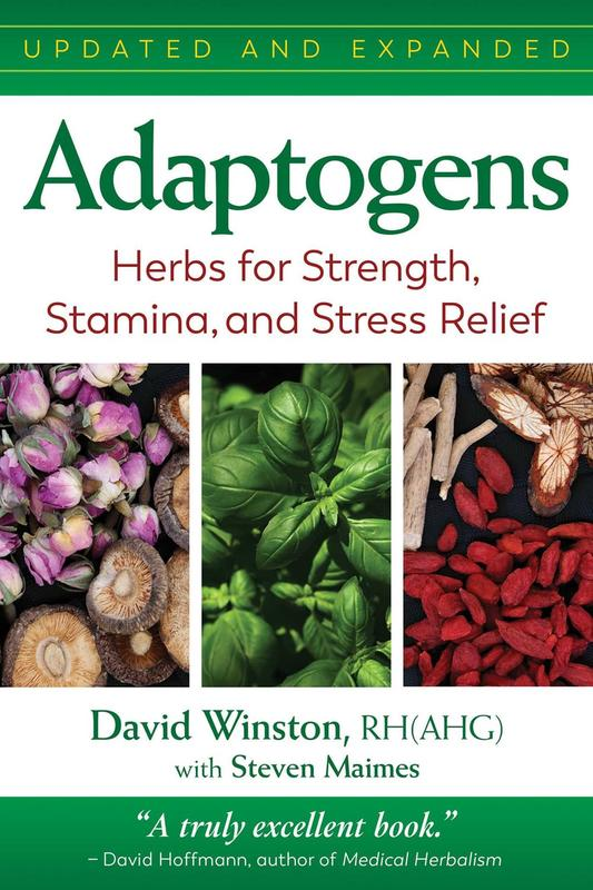 Adaptogens: Herbs for Strength, Stamina, and Stress Relief(2nd Edition)