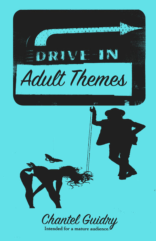 Adult Themes zine cover