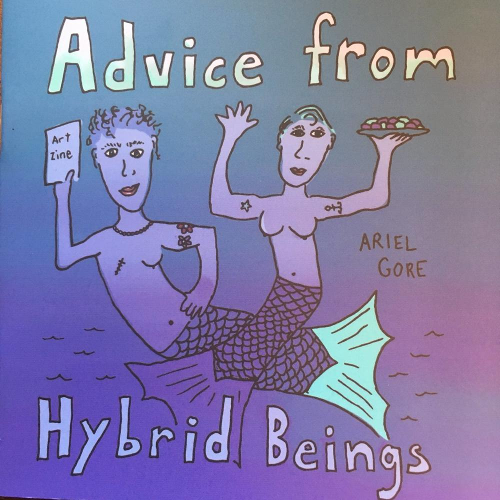 Advice from Hybrid Beings
