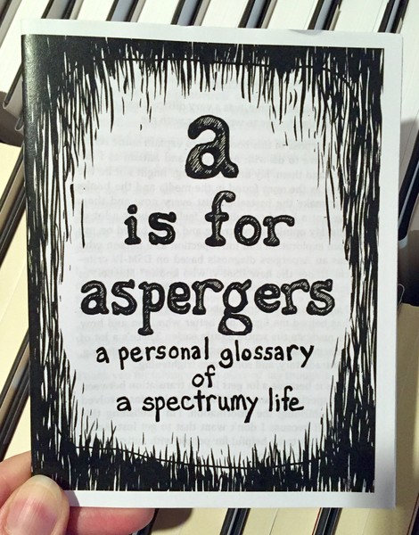 A is for Aspergers blowup