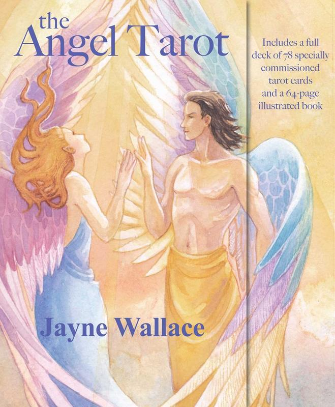 The Angel Tarot blowup