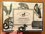Fantastical Animals Sticky Notes (Alice Scott Vintage Prints)