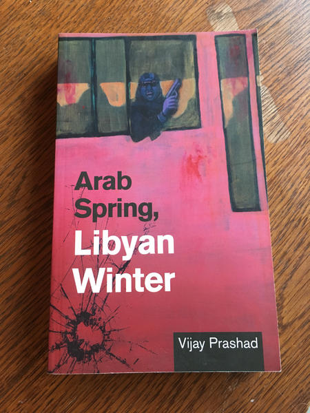 arab spring book cover