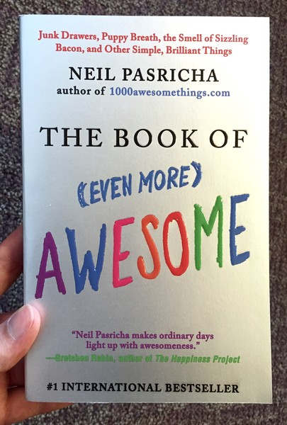 Book of (Even More) Awesome
