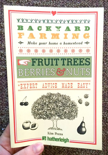 Backyard Farming: Fruit Trees, Berries & Nuts blowup