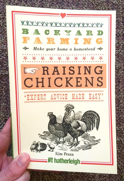 Backyard Farming: Raising Chickens: From Building Coops to Collecting Eggs and More blowup