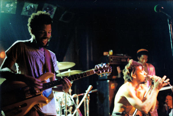 the bad brains play the 9:30 club in Washington, DC in 1983