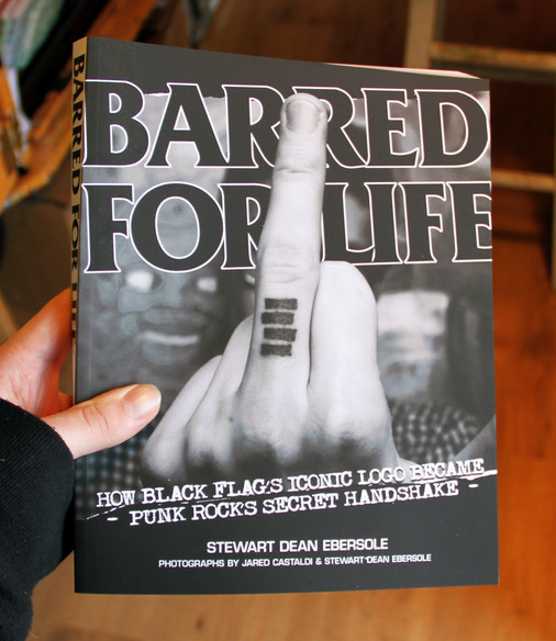 Barred for Life by Stewart Dean Ebersole