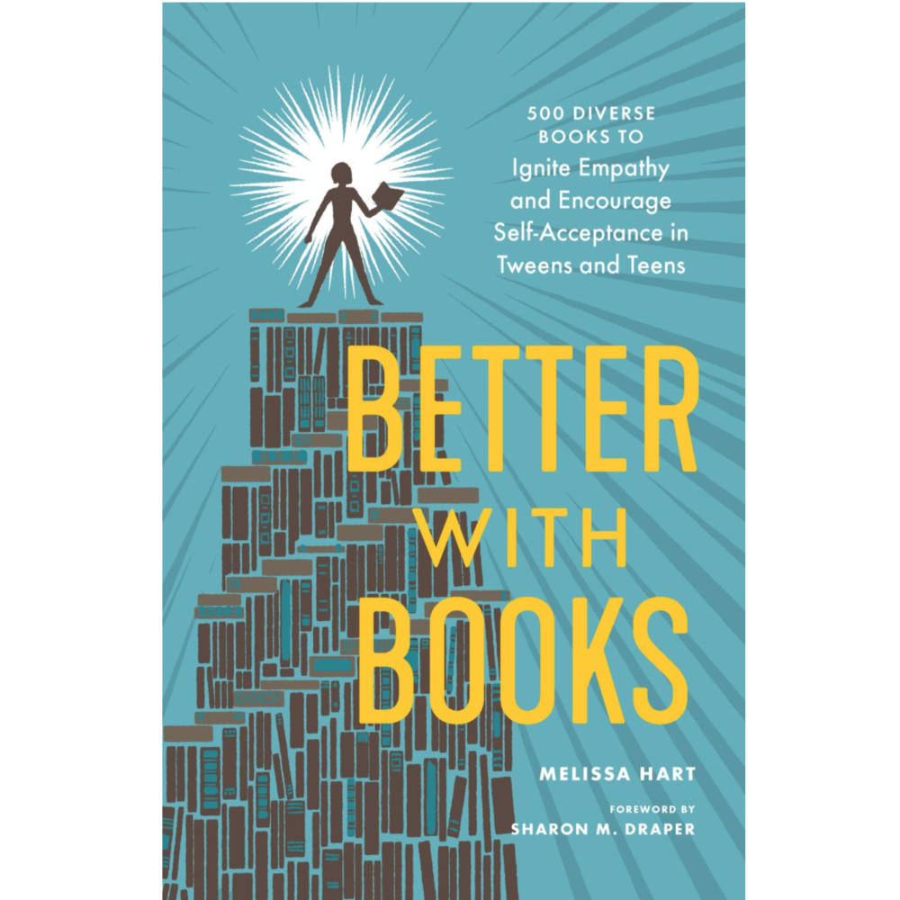 better with books cover