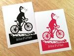 Sticker #126: Bike Punks