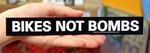 Sticker #175: Bikes Not Bombs
