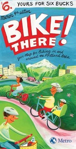Bike There! Portland Map