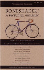 Boneshaker: A Bicycling Almanac 43-200