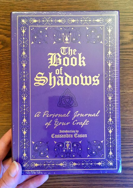 Book of Shadows: A Personal Journal of Your Craft