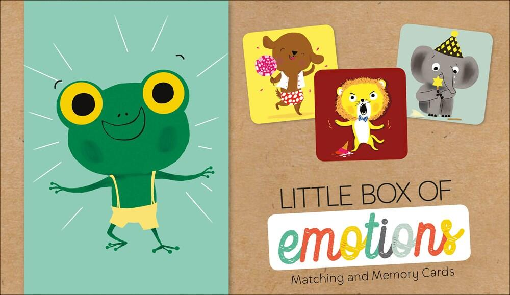 Little Box of Emotions: Matching and Memory Cards