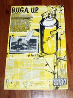 B.U.G.A. U.P. poster