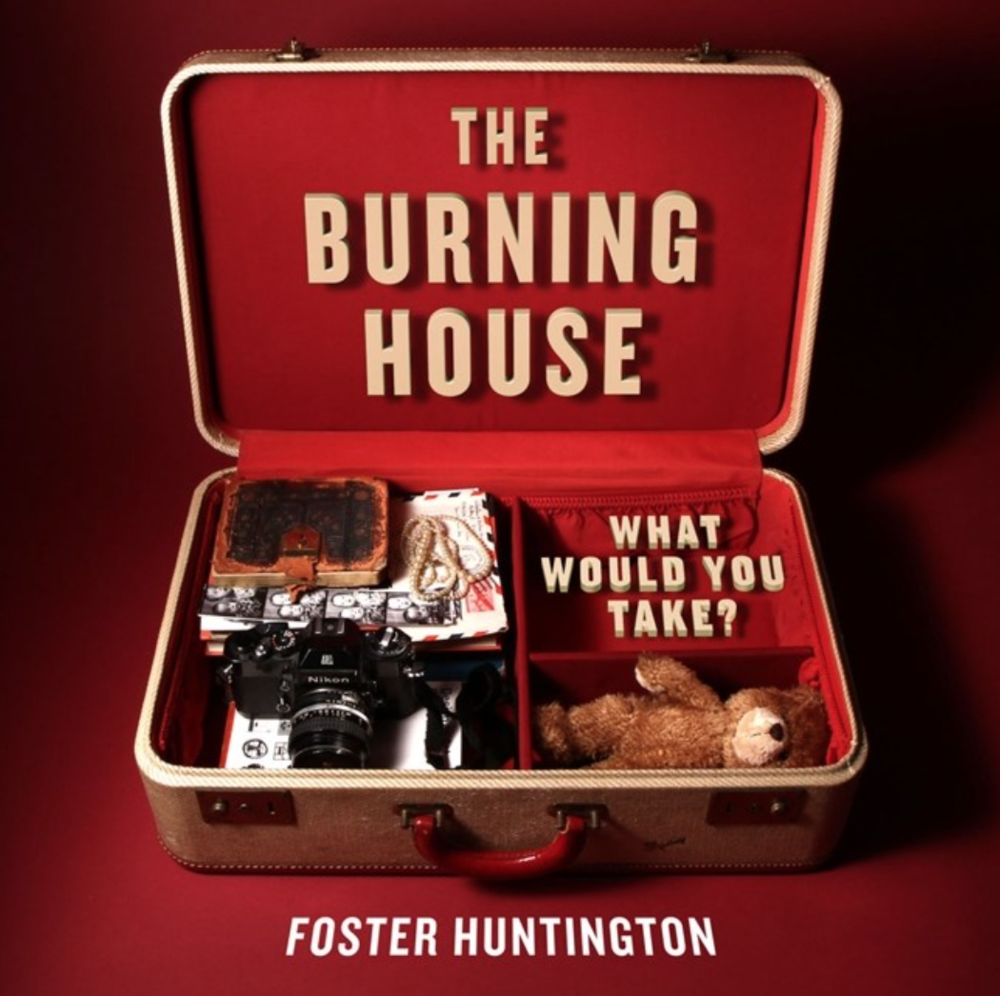 Burning House: What Would You Take?