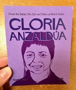 The Life and Times of Butch Dykes Issue 1, Vol 7: Gloria Anzaldúa