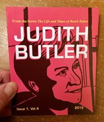 The Life and Times of Butch Dykes Issue 1, Vol 4: Judith Butler