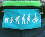 Evolution Bicycle Fanny Pack