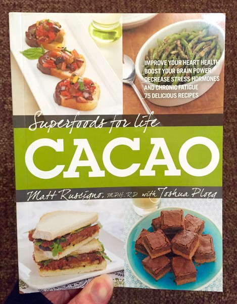 Superfoods for Life, Cacao