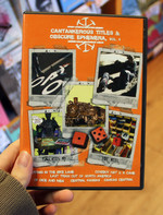 Cantankerous Titles & Obscure Ephemera, Vol 1 DVD