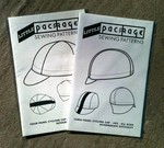 Little Package Cycling Cap Sewing Pattern Kit