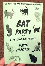Cat Party #1: Five True Cat Stories