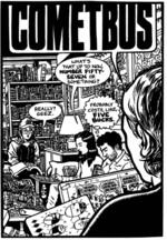 Cometbus #57 NY Comics Scene