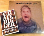 Crate Digger book + Murder-Suicide Pact: Die Screaming LP