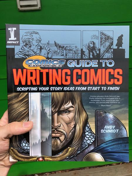 Comics Experience Guide to Writing Comics