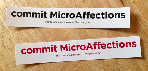Sticker #382: commit MicroAffections