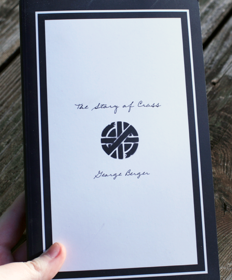 story of crass by george berger