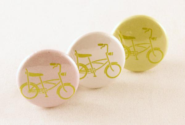 banana seat bike button