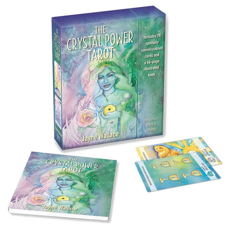 The Crystal Power Tarot blowup
