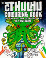 Cthulhu Coloring Book: Startling Images from the Imagination of H.P. Lovecraft
