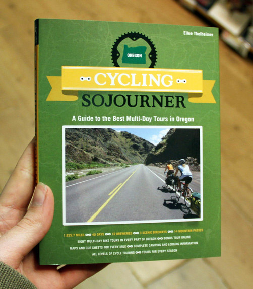 Cycling Sojourner: Guide to Best Multi-Day Tours in Oregon by Ellee Thalheimer