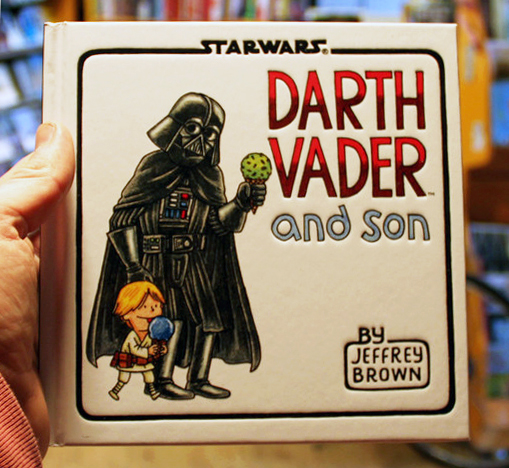 Darth Vader and Son bt Jeffrey Brown