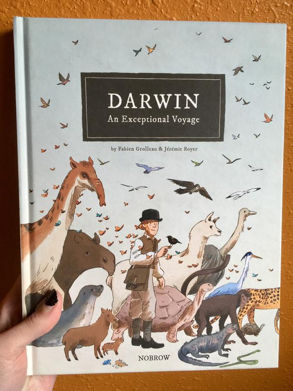 Darwin: An Exceptional Voyage blowup