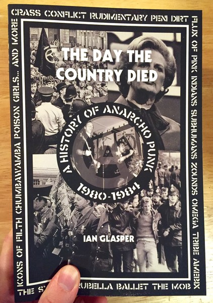 the day the country died by ian glasper