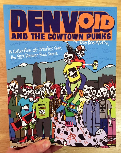 Denvoid and the Cowtown Punks