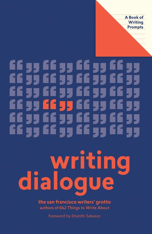 Writing Dialogue: A Book of Writing Prompts
