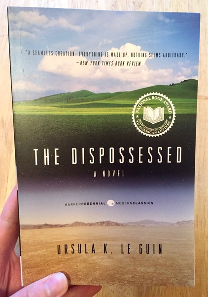Dispossessed: A Novel (Hainish Cycle)