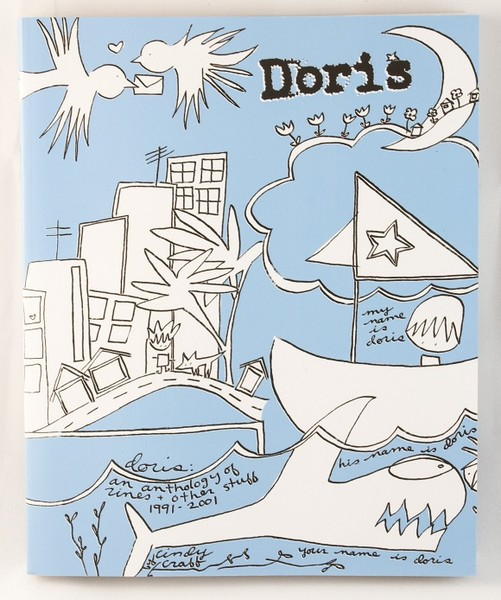 Doris Book anthology by Cindy Crabb