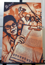 DRUM (Dodge Revolutionary Union Movement) poster