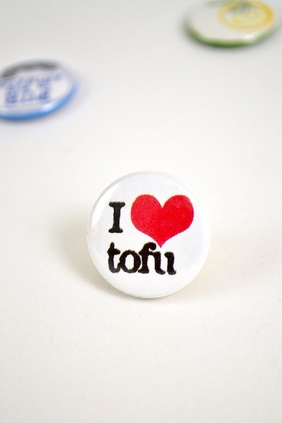 Button Love Tofu