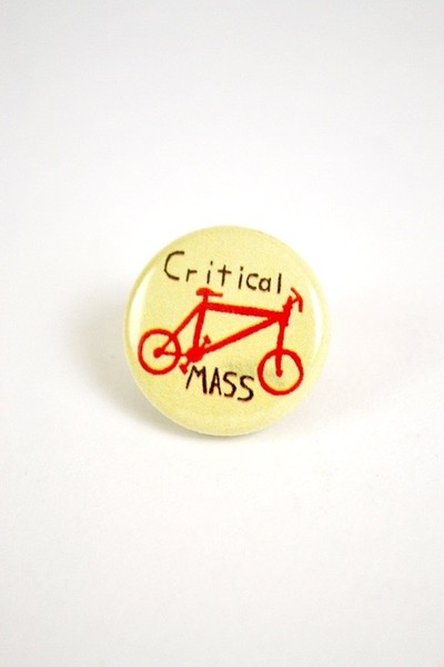 Button Critical Mass