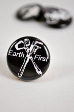 Pin #107: Earth First