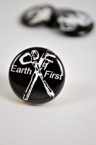 Button Earth First